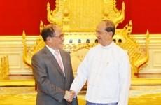 Vietnam aims to boost ties with Myanmar