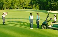 Vietnam to host six more golf tournaments this year