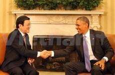 Vietnam-US comprehensive partnership praised