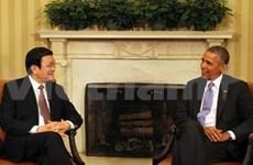 VN-US comprehensive partnership