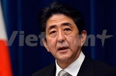 Japanese Prime Minister visits Philippines
