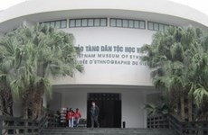 Museum of Ethnology ranks high
