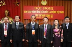National trade union congress concludes