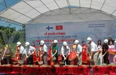 Finland helps improve environment in Bac Kan