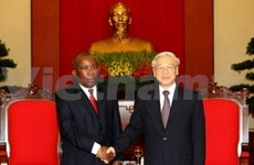 Vietnam hopes to boost ties with Mozambique