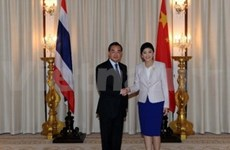 China, Thailand vow to boost bilateral ties