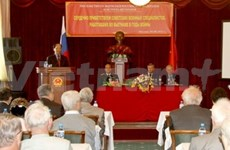 Russian experts rekindle Vietnam's glorious past