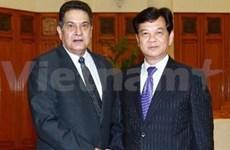 Vietnam, Cuba further economic ties