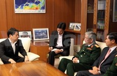 Vietnam, Japan hold second defence policy dialogue