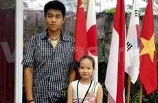 Teenagers win top ASEAN prizes