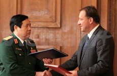 Vietnam, Bulgaria step up defence links