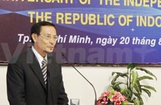 Vietnam enhances ties with Indonesia