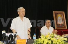 Party chief urges Bac Giang to fully tap potentials