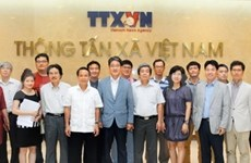 VNA wants cooperation with RoK media organisations