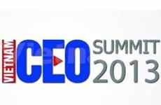 Vietnam CEO Summit 2013 discusses renovation