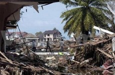 Quake hits Indonesia's Sumatra Island