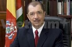 Seychelles President begins visit