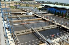 Largest sewage treatment plant handed over to Hanoi