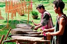 Raglai ethnic costume on show