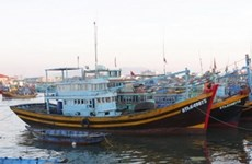 Vessels licensed to fish in Indonesian waters