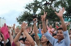 Cambodian opposition party asks King to intervene