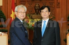 PM wants stronger cooperation with RoK