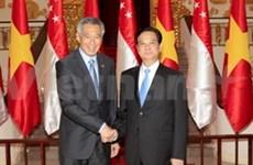 Vietnam, Singapore establish strategic partnership