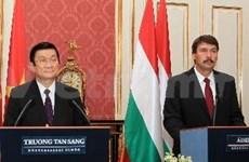 Vietnam, Hungary issue joint statement