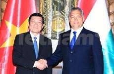 Vietnam, Hungary sign criminal extradition pact