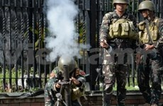 Philippines: death toll grows amid clashes