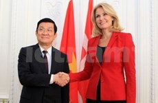 Vietnam, Denmark set up comprehensive partnership