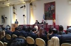 Meeting marks Vietnam-Argentina diplomatic ties