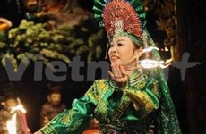 Hanoi to host first Chau Van singing festival