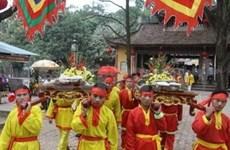 Con Son- Kiep Bac festival attracts large crowd