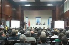 HCM City officials explore Argentina's market