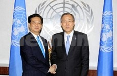 Vietnam to further contribute to UN: PM