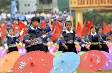 Festival highlights terraced fields