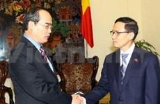 Deputy PM hails Vietnam-Thailand cooperation