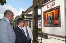 Exhibition highlights Vietnam-UK relations