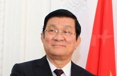President Sang leaves for APEC meetings