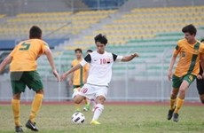 VN smash Australia in bid to advance to finals in Myanmar