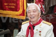 General Giap in memoirs of foreign friends