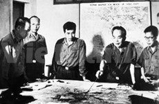 General Giap, a bright example for younger generations