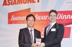 Military Bank named Best Domestic Bank in Vietnam