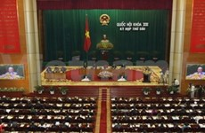 A busy day for National Assembly deputies