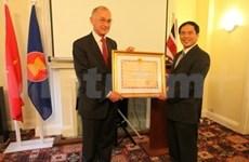 Vietnam-UK network helps promote bilateral strategic partnership