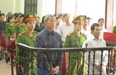 Nghe An tries accused of Nghi Phuong incident