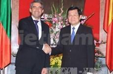 Vietnam, Bulgaria agree on new economic model