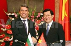 Vietnam, Bulgaria issue joint statement