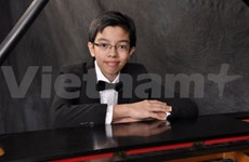 Malaysian piano prodigy to perform in Vietnam